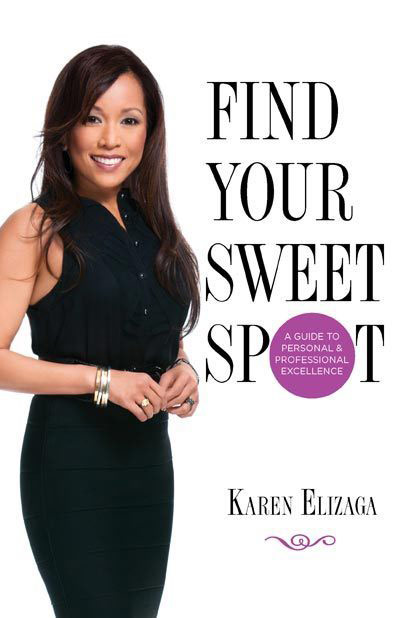 Find Your Sweet Spot Book Cover